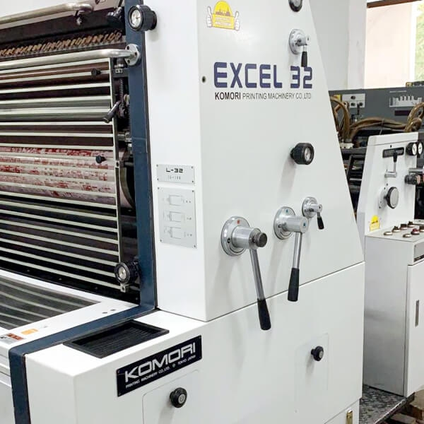 Used mbo Folding machine dealers in Chennai, India, Tamilnadu