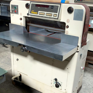 Used imported postpress machine dealers in Chennai, Tamilnadu, India