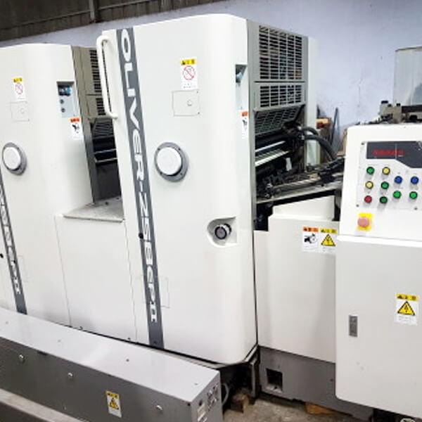 Used printing machine dealers in Chennai, Tamilnadu, India